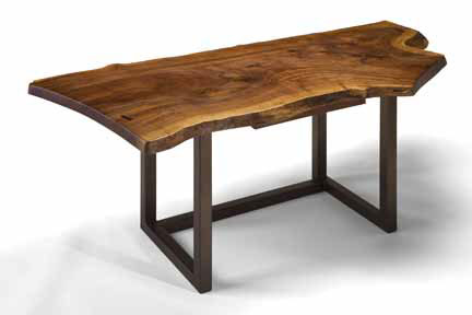 Chajo: Handcrafted Art Furnishings - Claro Writing Desk